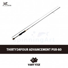 Спиннинг Thirty34Four Advancement PSR-60