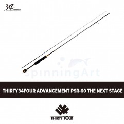 Спиннинг Thirty34Four Advancement PSR-60 The Next Stage