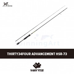 Спиннинг Thirty34Four Advancement HSR-73