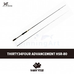Спиннинг Thirty34Four Advancement HSR-80