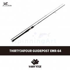 Спиннинг Thirty34Four Guidepost EMR-64