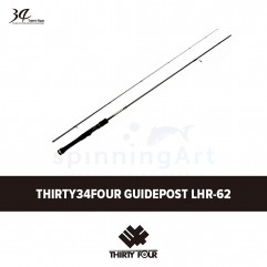 Спиннинг Thirty34Four Guidepost LHR-62