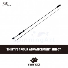 Спиннинг Thirty34Four Advancement SBR-74