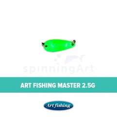 Блесна Art Fishing Master 2.5g