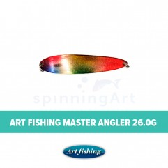 Блесна Art Fishing Master Angler 26.0g