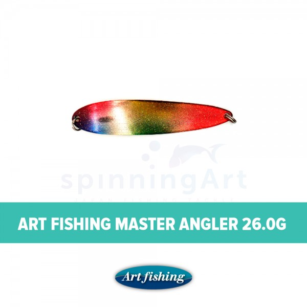 Блесна Art Fishing Master Angler 26.0g #BPS
