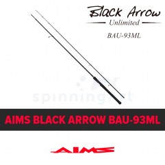 Спиннинг Aims Black Arrow Unlimited 93ML
