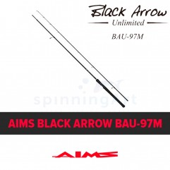 Спиннинг Aims Black Arrow Unlimited 97M