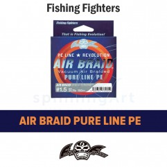 Шнур Air Braid Pure Line PE