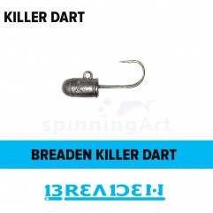 Джиг-головка Breaden Killer Dart