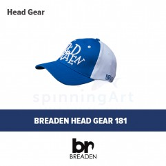 Бейсболка Breaden Head Gear 181