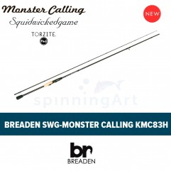 Спиннинг Breaden SWG Monster Calling KMC83H
