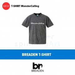 Футболка Breaden T-Shirt Monster Calling