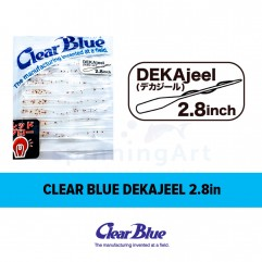 Силикон Clear Blue Decajeel 2.8