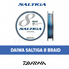 Шнур Daiwa Saltiga 8 braid