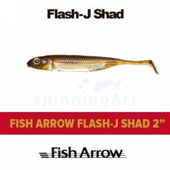 Приманка Fish Arrow Flash-J Shad 2""