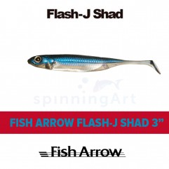 Приманка Fish Arrow Flash-J Shad 3""