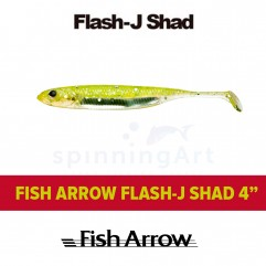 Приманка Fish Arrow Flash-J Shad 4""