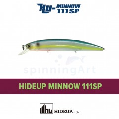 Воблер HideUp HU Minnow 111SP