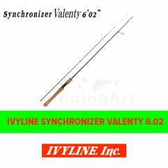 Спиннинг Ivyline Synchronizer Willow 6.00