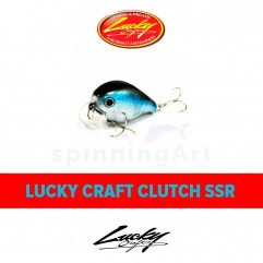 Воблер Lucky Craft Clutch SSR
