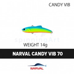 Виб Narval Candy Vib 70mm