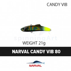 Виб Narval Candy Vib 80mm