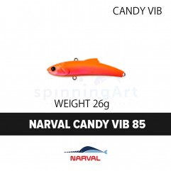 Виб Narval Candy Vib 85mm