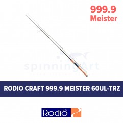Спиннинг Rodio Craft 999.9 Meister 60UL-TRZ