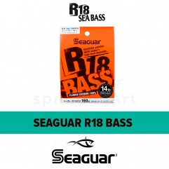 Флюорокарбон Seaguar R18 Bass