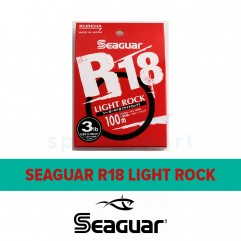 Флюорокарбон Seaguar R18 Light Rock