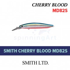 Воблер Smith Cherry Blood MD82S