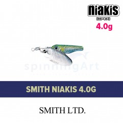 Блесна Smith Niakis 4.0g