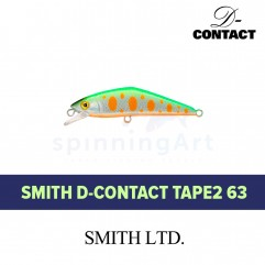 Воблер Smith D-Contact Tape 2 63mm