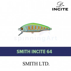 Воблер Smith D-Incite 64mm