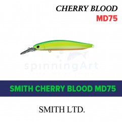 Воблер Smith Cherry Blood MD75