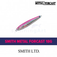 Пилькер Smith Metal Forcast 18g