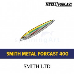 Пилькер Smith Metal Forcast 40g