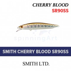 Воблер Smith Cherry Blood SR90SS