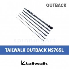 Спиннинг Tailwalk Outback NS765L