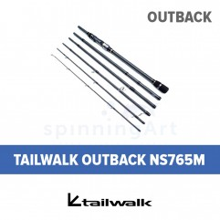 Спиннинг Tailwalk Outback NS765M