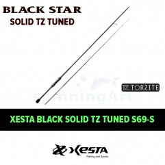 Спиннинг Xesta Black Star TZ Tuned S69-S Jig Head Controller