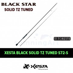Спиннинг Xesta Black Star TZ Tuned S72-S Full Auto Utility