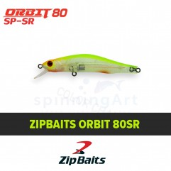 Воблер Zipbaits Orbit 80SR